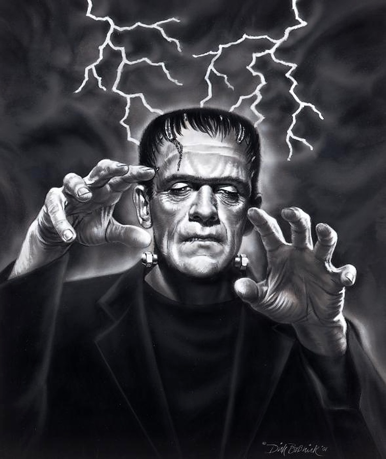 frankenstein and monster Start studying frankenstein - quotes - monster learn vocabulary, terms, and more with flashcards, games, and other study tools.